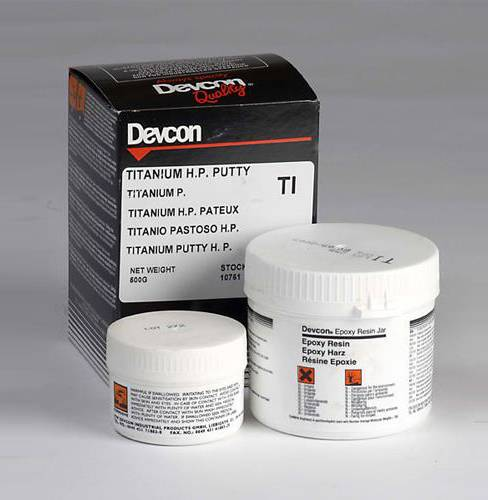 Devcon Titanium Putty, 500 гр