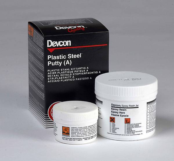 Эпоксидная мастика, Devcon Plastic Steel Putty (A)